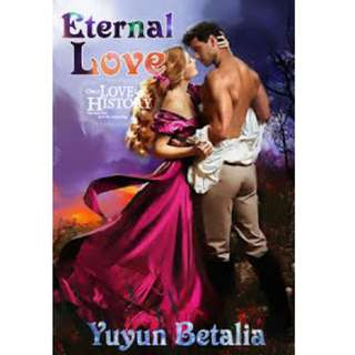 Ebook Eternal Love - Yuyun Betalia