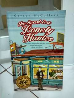 Novel the heart is a Lonely Hunter