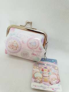 Little Twinstar Kunika Vynl Coin Purse