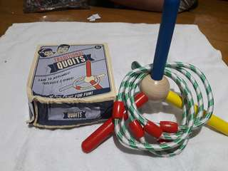 Traditional quoits
