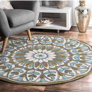 Carpet | Bohemian Country Round Rug