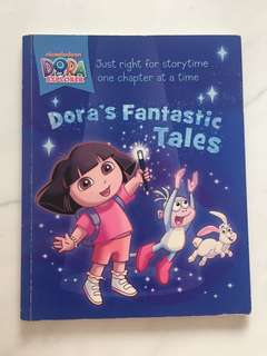 Dora The Explorer- Dora's Fantastic Tales