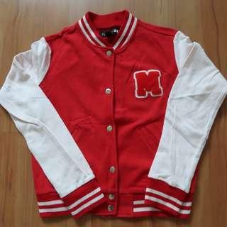 M Varsity Jacket