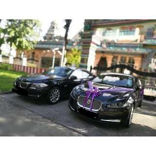 Jaguar Wedding Car - Dream of Lifetime Luxury