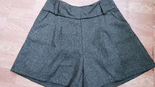 Dark grey short xs