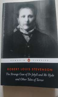 Strange Case of Dr Jekyll and Mr Hyde and Other Tales of Terror