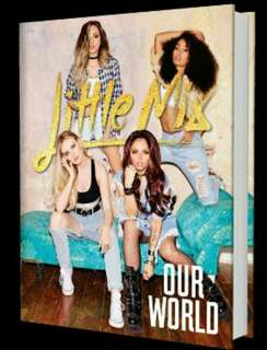 Little Mix Our World Book
