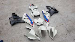 Used BMW s1000rr 12-14 original fairing set wasap 0126135416