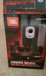 UBL 5.1 home theatre for sale.
