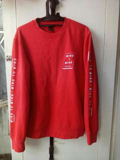 Sweater crewneck HnM original size s