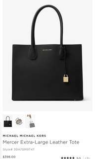 Michael Kors Mercer Extra-Large Tote