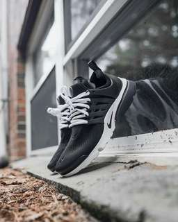 "Nike Air Presto Ultra Breathe ""Black/White""◽️◼️"