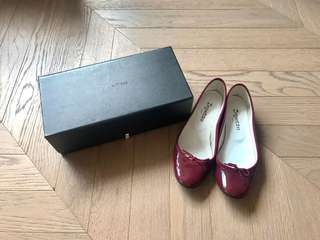Repetto classic ballerina bow flat shoes 平底鞋