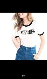 <PO> STRANGER THINGS TSHIRT