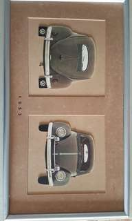vw Volkswagen beetle cut out frame