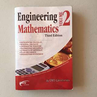 Engineering Mathematics Vol. 2