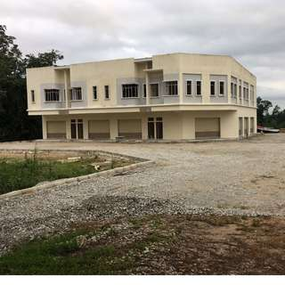 Kuantan 2-story Shoplot for sale and rent