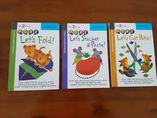 KUMON activity books