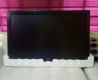 "For sale AOC 42"" LCD FULL HD TV"
