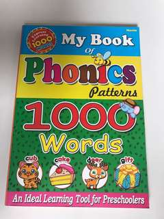 Phonics 1000 words