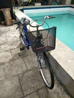 Japanese bike