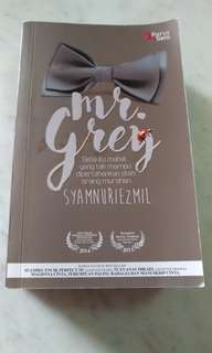 Malay Novel: MR GREY