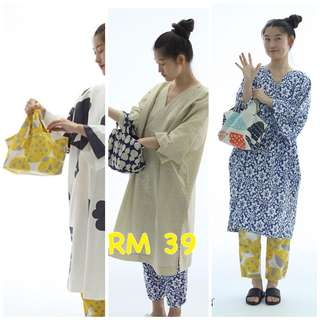 Japanese mini tote bag