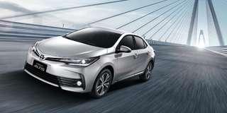 Toyota Altis 1.8 房車轎車