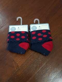 BN BabyGap Socks