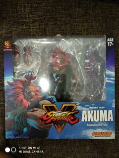 Storm Collectible Akuma - Street Fighter