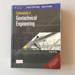 Fundamentals of Geotechnical Engineering (Braja M. Das)