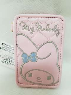 My Melody Two Slot Card Holder