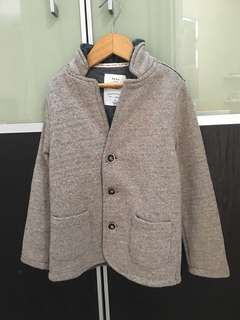 Pre loved zara boy jacket size 7