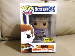 Doctor Who Funko Pop! Rory (The last Centurion)