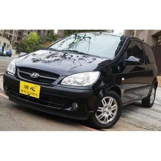 現代/Hyundai,Getz,1400cc,2007款