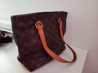 [Preloved Authentic‼️] Louis Vuitton LV Medium Handbag (FREE POSTAGE)
