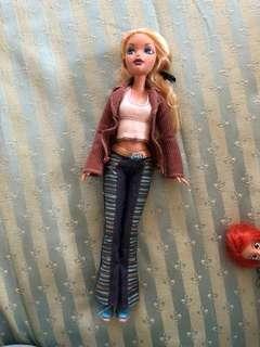 Myscene Doll