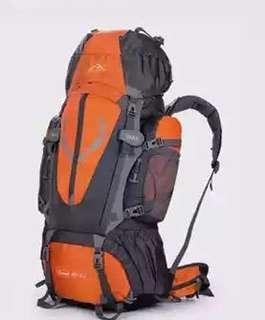 80L (75 + 5) trekking bag
