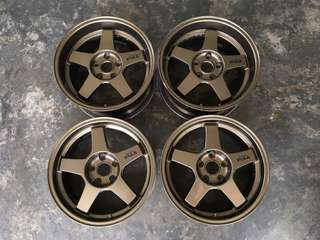 PIAA Nakajima Racing type RT 17 inch 5x114.3 (rim Made in Japan)