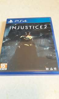 PS4 INJUSTICE 2 英文版