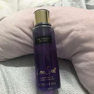 Love Spell Victoria's Secret Fragrance