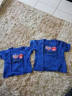 M&Ms LONDON Kids Tshirt