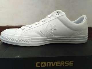 Converse Star Player Triple White