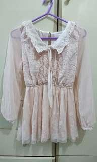 Liz Lisa 粉紅連身裙