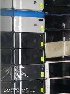 Iphone X 64gb 256gb factory unlocked