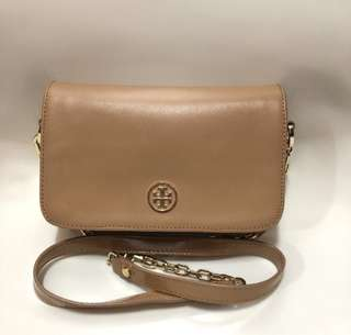 Tory Burch Bag 肉色斜咩袋