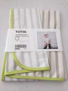 Ikea waterproof travel baby changing mat