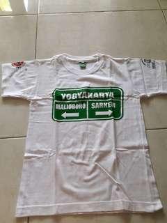 Kaos Yogyakarta