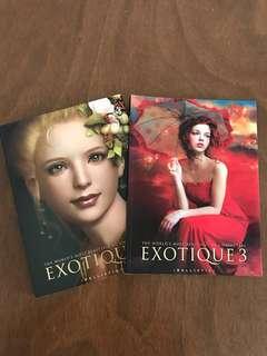 Exotique 2 & 3 - ballistic publishing