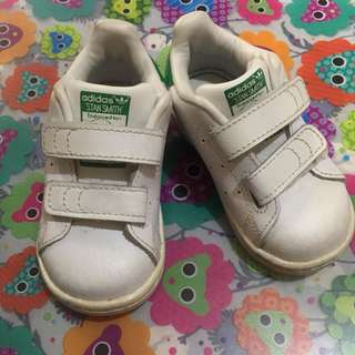 Repriced!! Adidas Stan Smith Toddler 5k